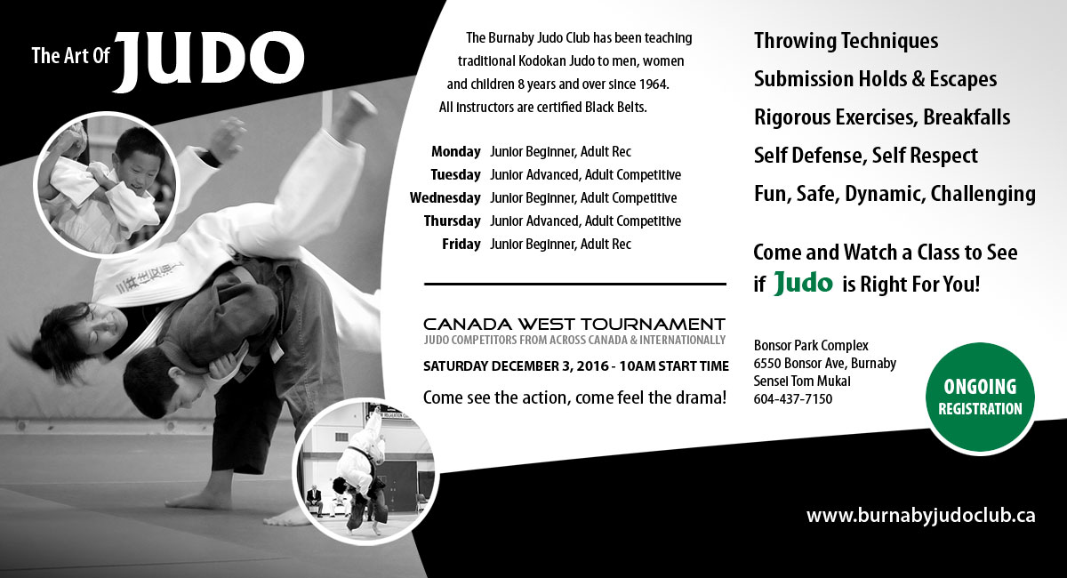 Burnaby Judo Club