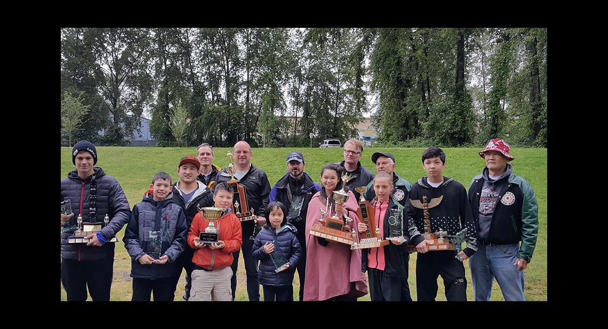 2016 Burnaby Judo Club Award Winners