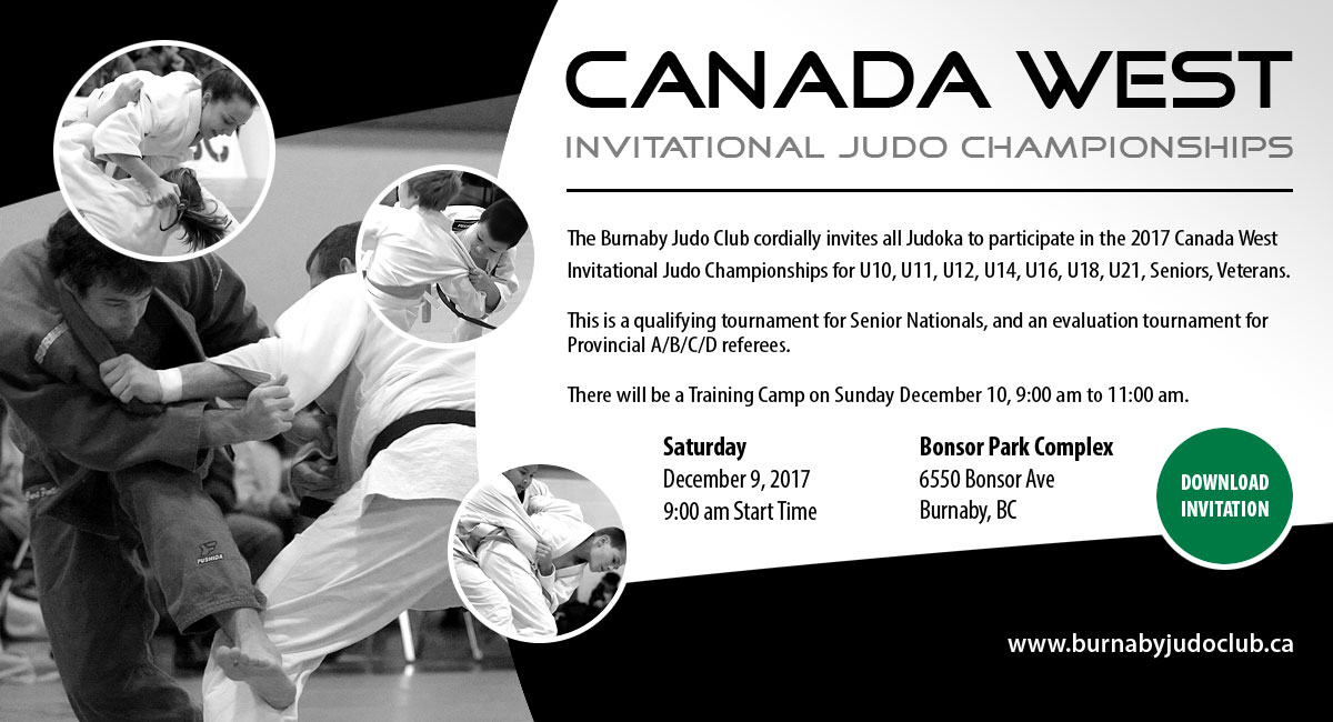 2017 Canada West Tournament